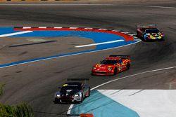 #22 JR Motorsports Nissan GT-R: Richard Westbrook, Peter Dumbreck
