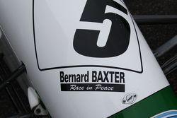 John Ferguson gedenkt Bernard Baxter