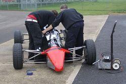 Kevin Donnelly in de problemen voor de race