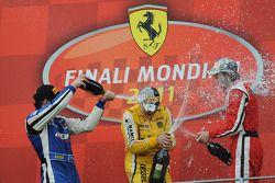 Finale Mondiale Trofeo Pirelli podium