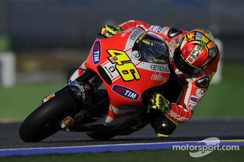 Valentino Rossi - Ducati (2011-12)