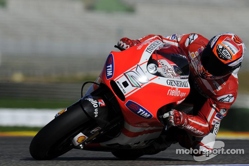 Franco Battaini - Ducati
