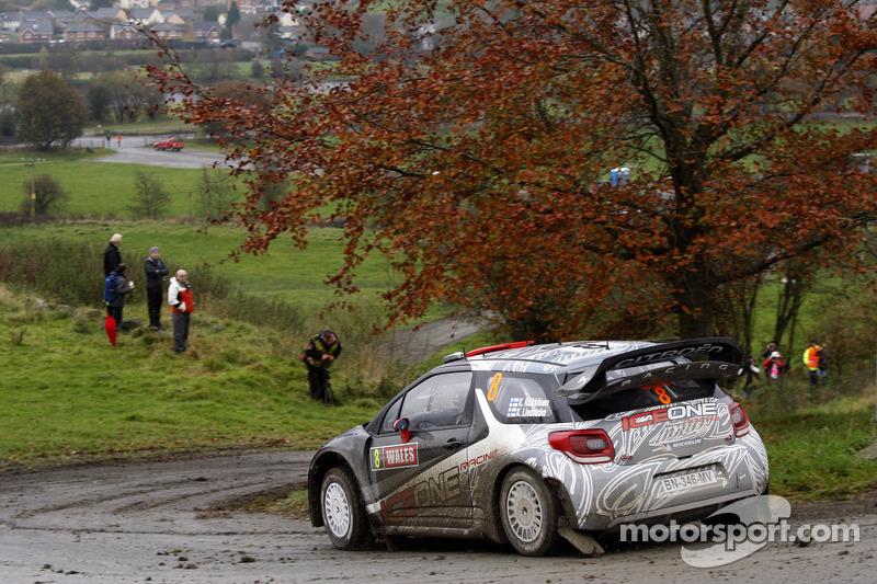 Последняя гонка в WRC