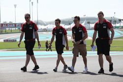 J��r��me d'Ambrosio, Marussia Virgin Racing ve Robert Wickens