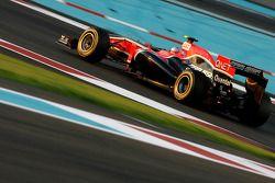 Jerome d'Ambrosio, Virgin Racing