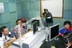 Franck Montagny radioshow