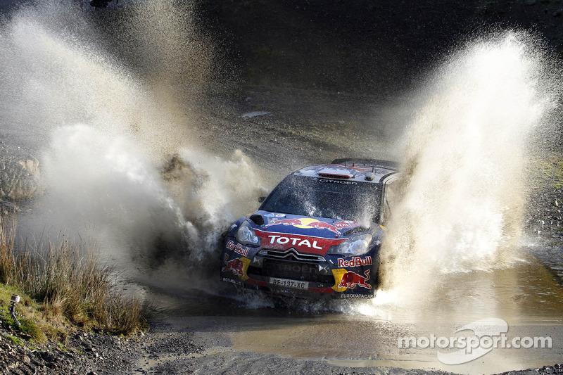 2011 - Citroën DS3 WRC