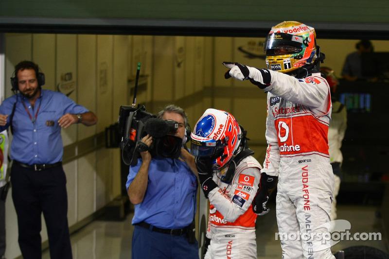 17- GP de Abu Dhabi 2011, McLaren