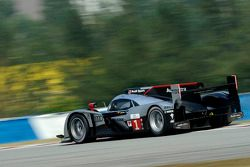 #1 Audi Sport Team Joest Audi R18 TDI: Timo Bernhard, Marcel Fässler