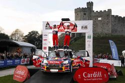 Sébastien Loeb y Daniel Elena, Citroën DS3 WRC, Citroën Total World Rally Team