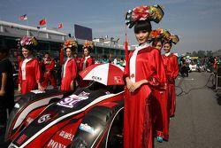 #90 PTRS Racing Formula Le Mans - Oreca - 09: Zhang Shanqi, Wei Liang Chen