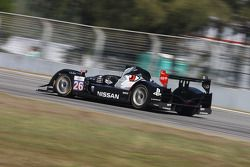 Signatech Nissan Oreca 03 – Nissan : Franck Mailleux, Lucas Ordonez, Jean-Karl Vernay