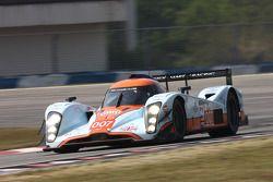 #007 Aston Martin Racing Lola Aston Martin: Andy Meyrick, Stefan Mücke, Harold Primat