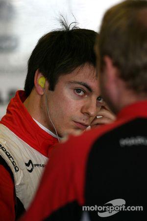 Эдриан Куэйф-Хоббс, Virgin Racing