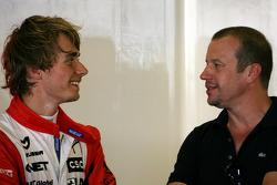 Charles Pic, Virgin Racing ve Olivier Panis