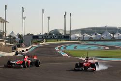 Charles Pic, Virgin Racing ve Jules Bianchi, Test Pilotu, Scuderia Ferrari