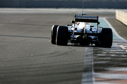 Valtteri Bottas, Williams F1 Team piloto de pruebas