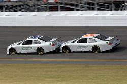 Greg Biffle and David Ragan, Roush Fenway Racing Ford