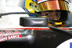 Esteban Gutiérrez, Sauber F1 Team
