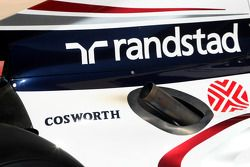 Williams F1 Team, Technical detay yeni exhaust system