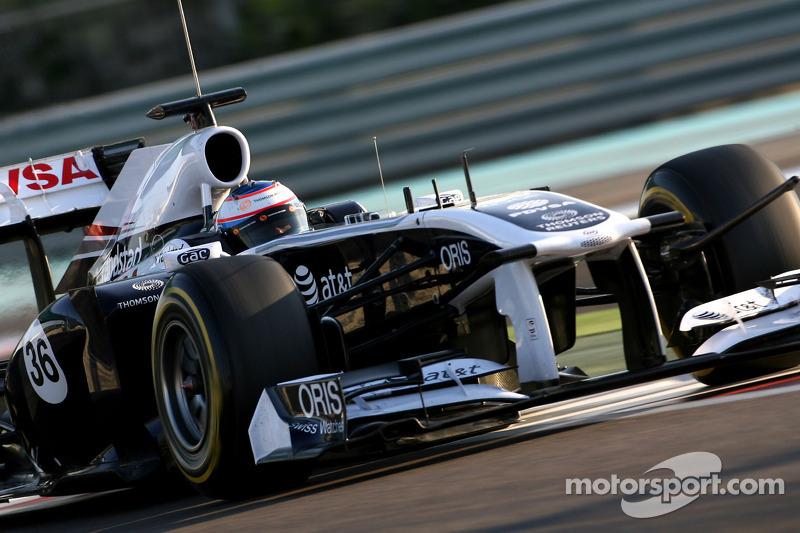 Valtteri Bottas: 2011 – Williams