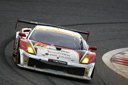 #87 RIRE Lamborghini RG-3: Atsushi Yogo