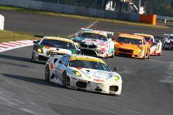 PACIFIC NAC IKAMUSUME Ferrari : Hideki Yamauchi