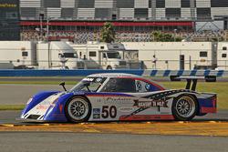 #50 50 plus Racing Predator BMW Riley: Brian Johnson, Carlos de Quesada