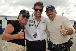 Brian Johnson and Carlos de Quesada