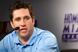 Championship contenders press conference: NASCAR Nationwide Series contender Elliott Sadler