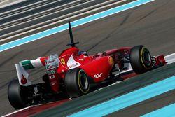 Jules Bianchi, pilote d'essais, Scuderia Ferrari