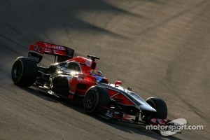 Robert Wickens, Marussia Virgin