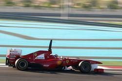 Jules Bianchi, piloto de testes da Scuderia Ferrari