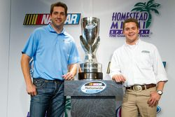 Championship contenders press conference: NASCAR Nationwide Series contenders Elliott Sadler and Ric
