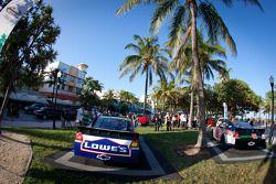 NASCAR Championship Drive in South Beach