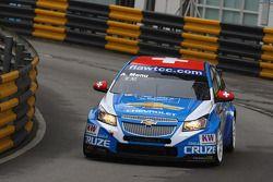 Ален Меню, Chevrolet Cruze 1.6T, Chevrolet