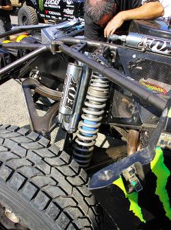 As good as it gets. Desert Assassin's suspension set up