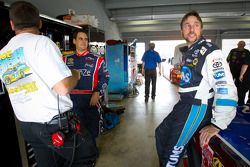 Kevin Conway, Nemco Motorsport Toyota en David Reutimann