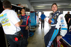 Kevin Conway, Nemco Motorsport Toyota and David Reutimann