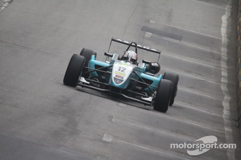 2011: 1. Daniel Juncadella, 2. Felipe Nasr, 3. Marco Wittmann
