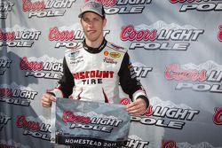 Brad Keselowski (Penske Racing Dodge), auteur de la pole position