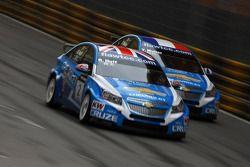 Robert Huff, Chevrolet Cruze 1.6T, Chevrolet en Yvan Muller, Chevrolet Cruz 1.6T, Chevrolet