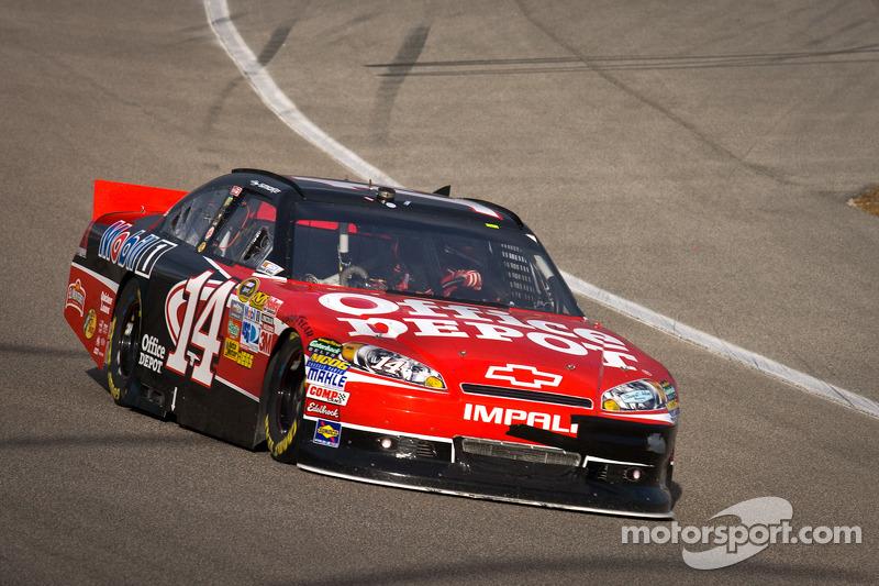 2011: Tony Stewart, Stewart-Haas Racing Chevrolet