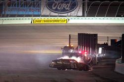 Landon Cassill, Chevrolet crash
