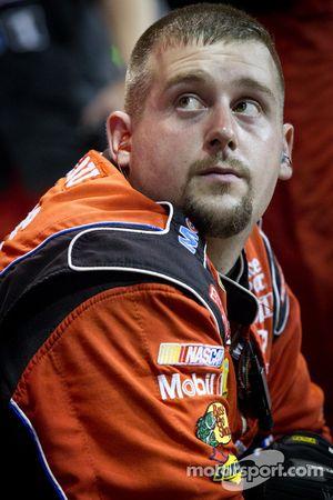 Stewart-Haas Racing Chevrolet team