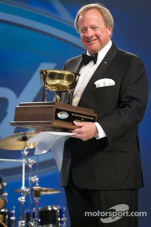 NASCAR Nationwide Series champion manufacturer to Ford