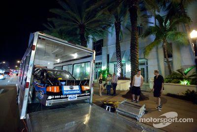 Nationwide en Camping World Truck Series Awards
