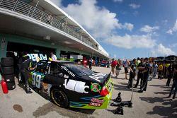 Voiture de Carl Edwards, Roush Fenway Racing Ford