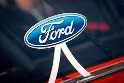Car detail, Trevor Bayne, Wood Brothers Racing Ford