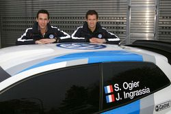 Sébastien Ogier and Julien Ingrassia